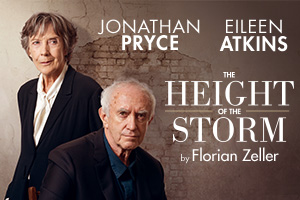The Height of the Storm at The Wyndham's Theatre