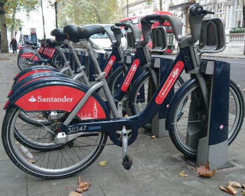 Santander Bike