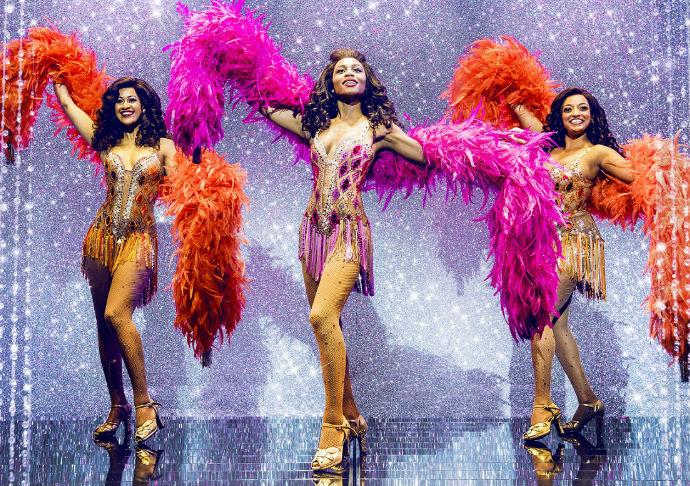Dreamgirls Costumes