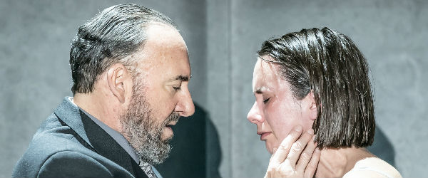 Pinter Antony Sher and Kate O'Flynn