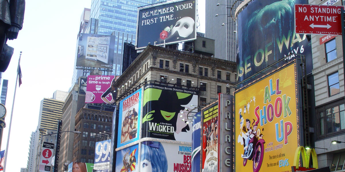 Broadway shows that transferred from the West End