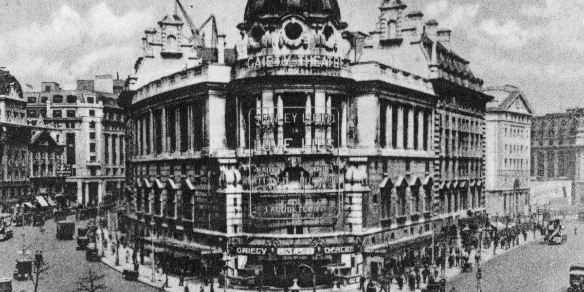 Closed theatres