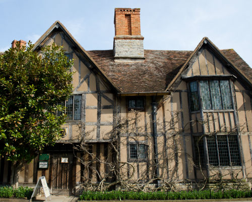 Shakespeares Home
