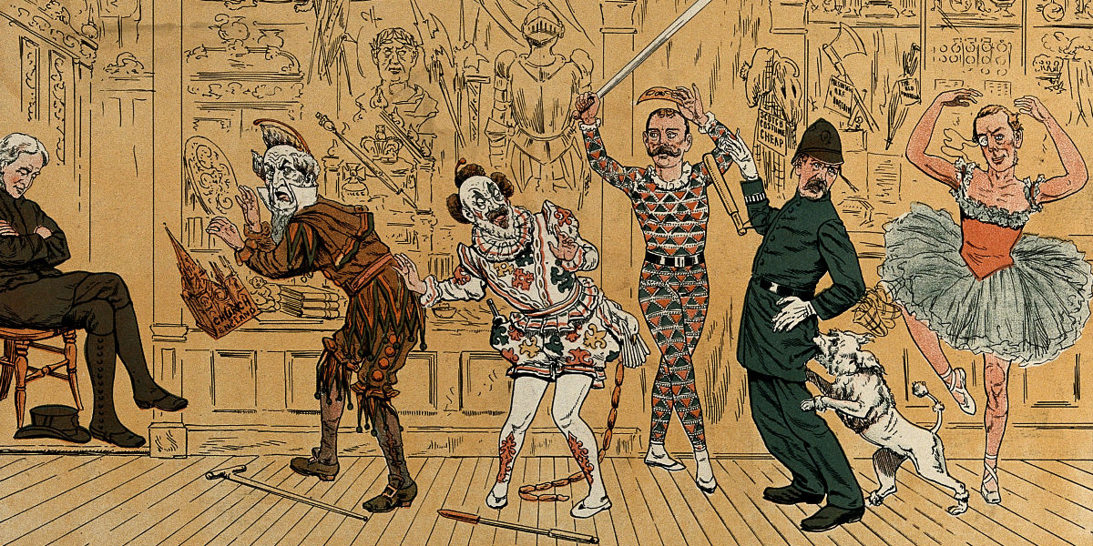 Pantomime traditions