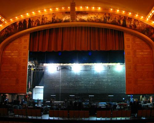 Proscenium Arch Theatre