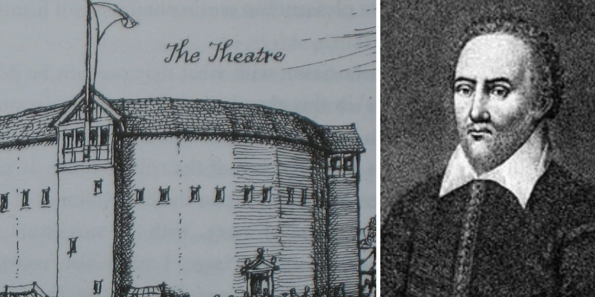 James Burbage The Theatre Featured Image