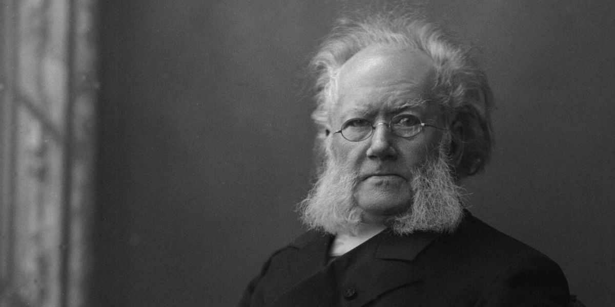Henrik Ibsen Featured Image