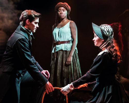 Les Mis Marius Cosette