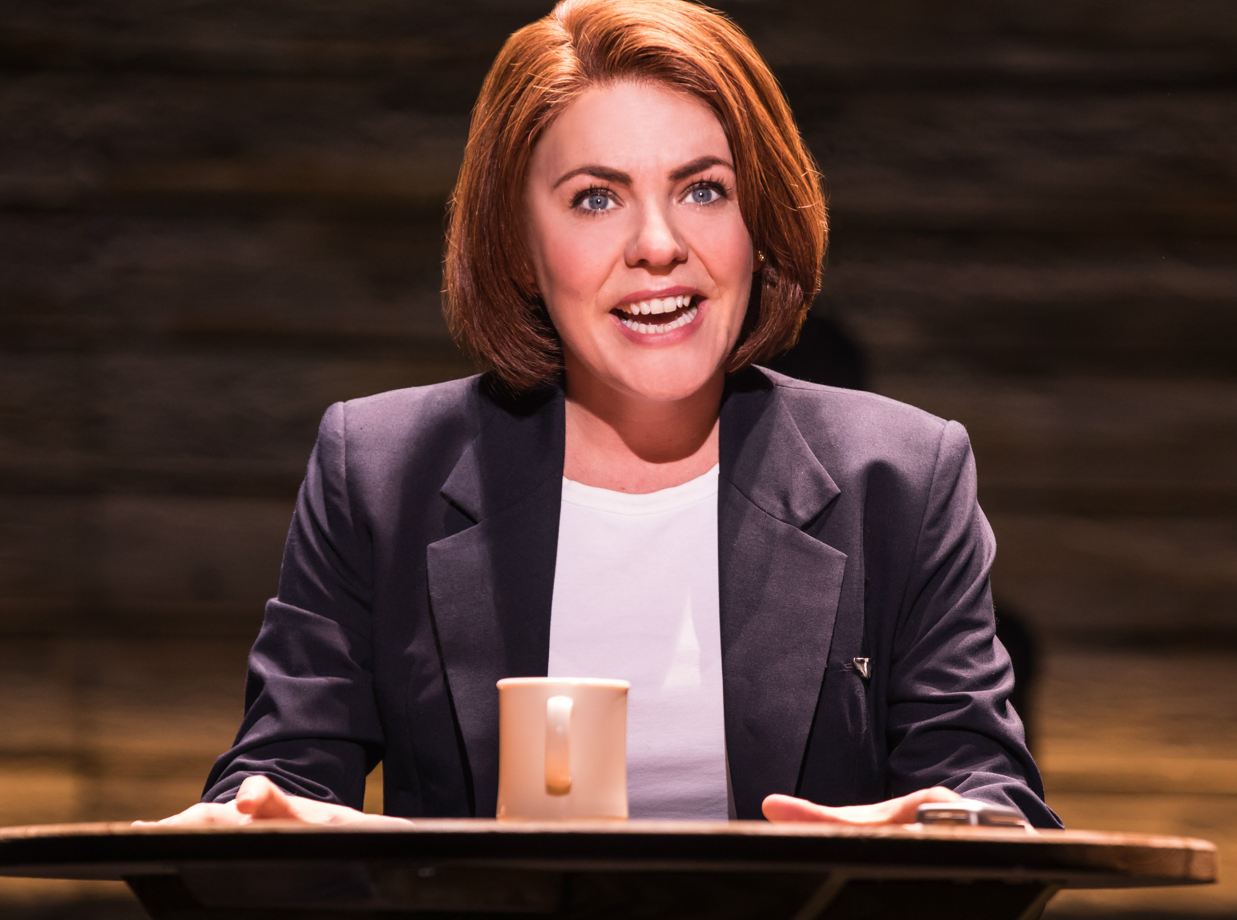 Rachel Tucker as Beverley Bass