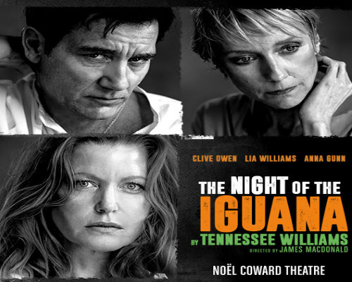 The Night of the Iguana