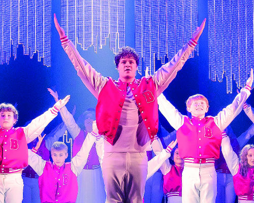 'BIG' The musical at Dominion Theatre London