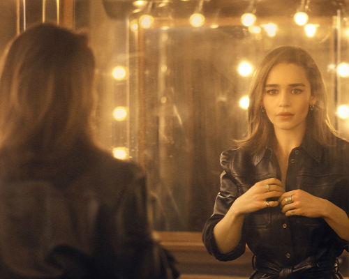 Emilia Clarke in The Seagull