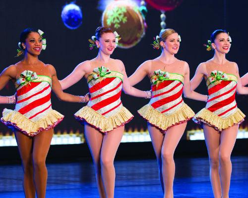 Christmas on Broadway